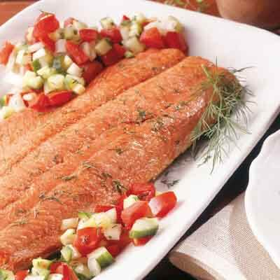 Smoked Salmon Special this Saturday 5th September