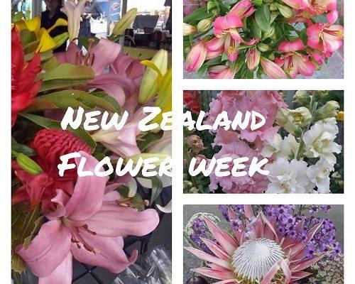 NZ Flowers Week 16th – 22nd November 2020