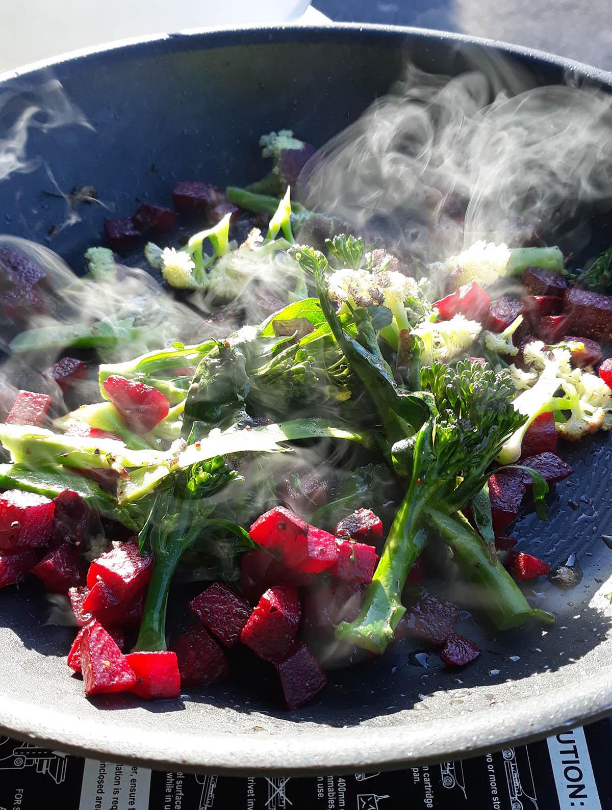 'Market Super Food Salad' – The recipe